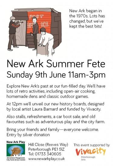 summer fete poster new ark - Copy