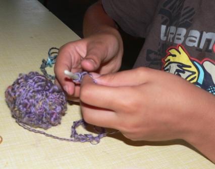 Crochet 2 Aug 2013
